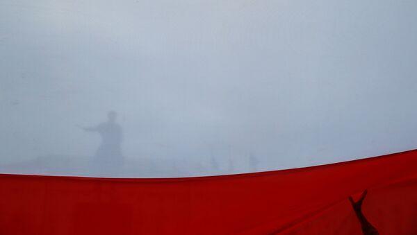 La bandera de Polonia - Sputnik Mundo
