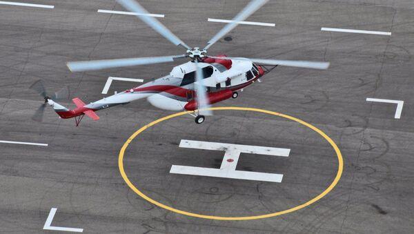 El helicóptero Mi-171A2 - Sputnik Mundo