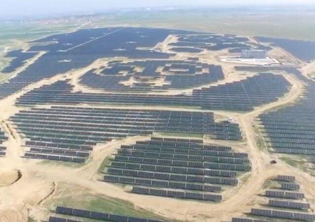 La central eléctrica de Panda Green Energy Group