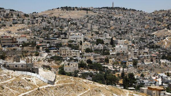 Jerusalén Este, territotio disputado por Israel y Palestina (archivo) - Sputnik Mundo