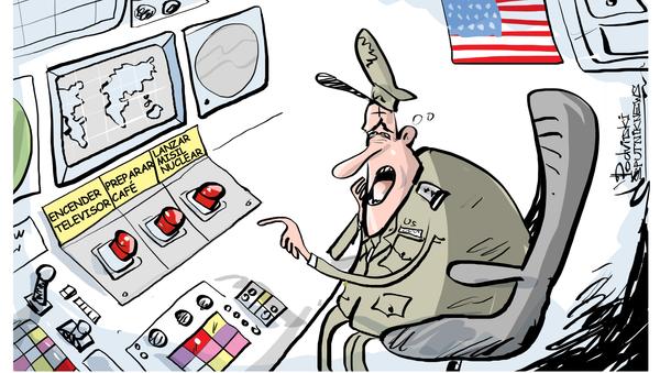 EEUU estaría preparado para lanzar un ataque nuclear contra China - Sputnik Mundo