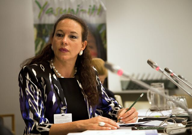 María Fernanda Espinosa, presidenta de la Asamblea General de la Organización de las Naciones Unidas María Fernanda Espinosa, presidenta de la Asamblea General de la Organización de las Naciones Unidas