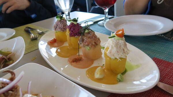 Un plato con causa peruana - Sputnik Mundo