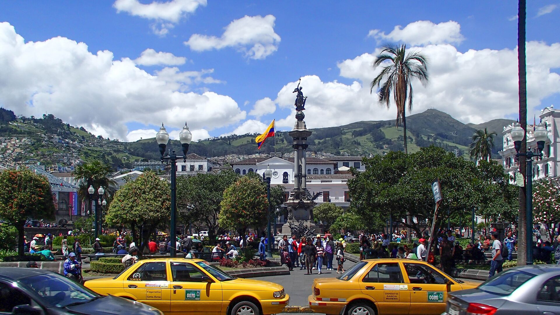 Quito, la capital de Ecuador - Sputnik Mundo, 1920, 10.05.2021