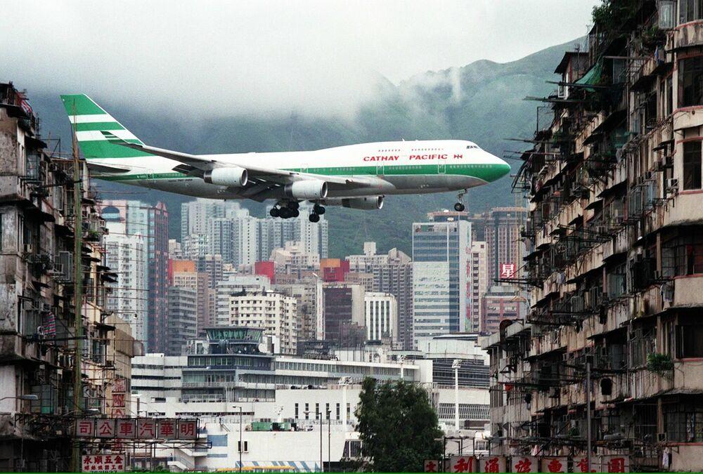Los aeropuertos más terroríficos del mundo