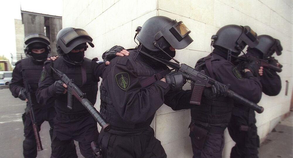 Agentes del FSB ruso (archivo)