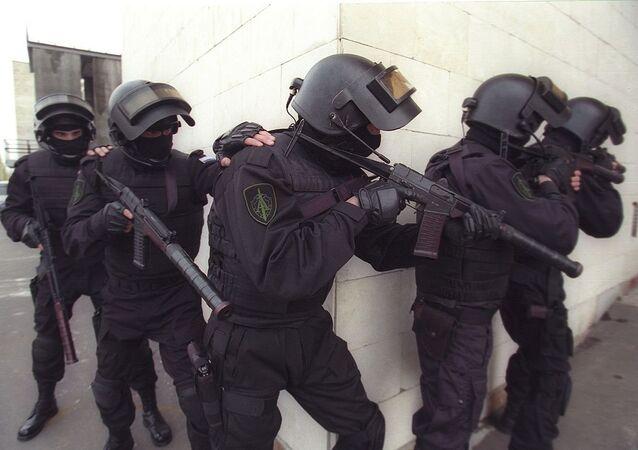 Servicio Federal de Seguridad (FSB) de Rusia (archivo)