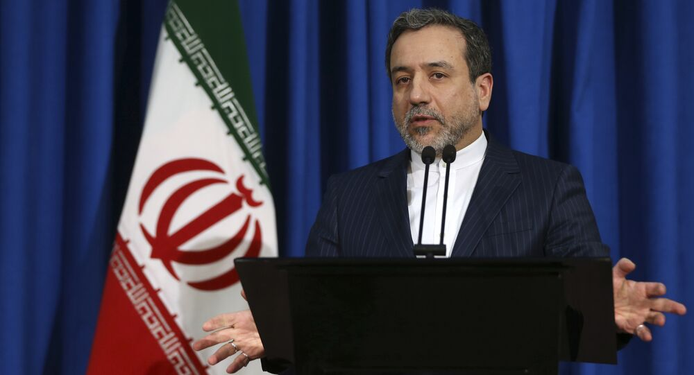 Abas Araghchi, viceministro de Exteriores de Irán