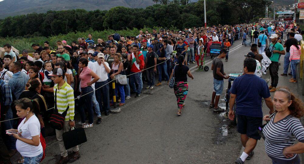 FMI: migración venezolana seguirá siendo el motor del crecimiento ...