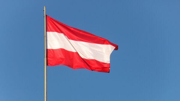 Bandera de Austria - Sputnik Mundo