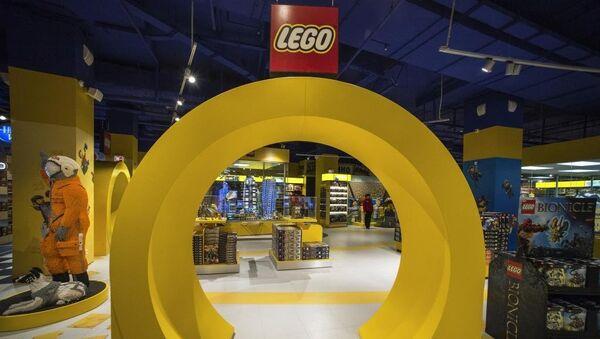 Tienda Lego en Moscú (archivo) - Sputnik Mundo