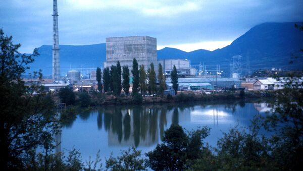 Central nuclear Santa María de Garoña - Sputnik Mundo