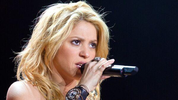 Shakira en un concierto en Moscú en 2011 (archivo) - Sputnik Mundo