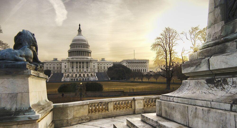 Congreso de EEUU (imagen referencial)