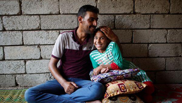 Refugiados de Irak regresan a sus casas - Sputnik Mundo
