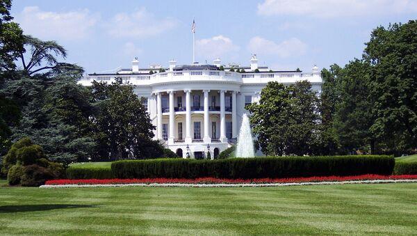 La Casa Blanca, Washington (archivo) - Sputnik Mundo