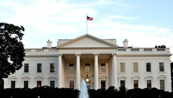 La Casa Blanca, Washington - Sputnik Mundo