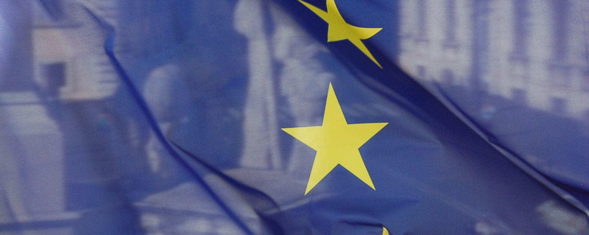 Bandera de la Unión Europea - Sputnik Mundo, 1920, 19.04.2021