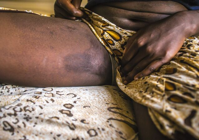 Víctimas del líder rebelde Ntabo Ntaberi congoleño, conocido como Sheka