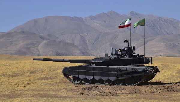 Karrar, tanque iraní - Sputnik Mundo