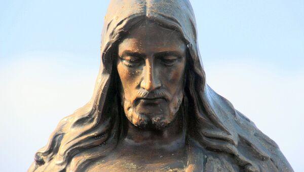 La cara de Jesucristo - Sputnik Mundo