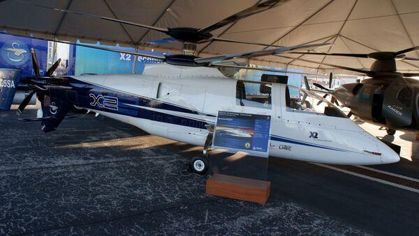 La caída de un juguete caro: el último helicóptero de EEUU apenas puede volar - Sputnik Mundo