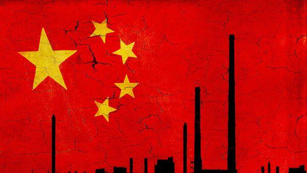 La industria de China - Sputnik Mundo