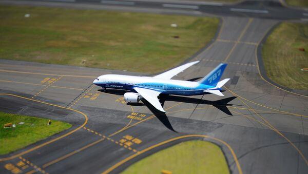Boeing 787 Dreamliner in Sydney - Sputnik Mundo