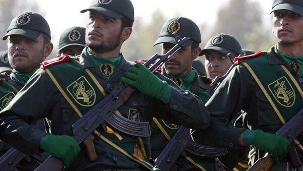 Cuerpos de la Guardia Revolucionaria Islámica (archivo) - Sputnik Mundo