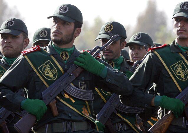 Cuerpos de la Guardia Revolucionaria Islámica (archivo)
