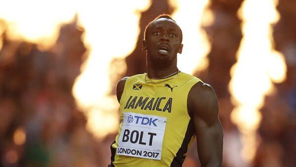 Usain Bolt, deportista - Sputnik Mundo