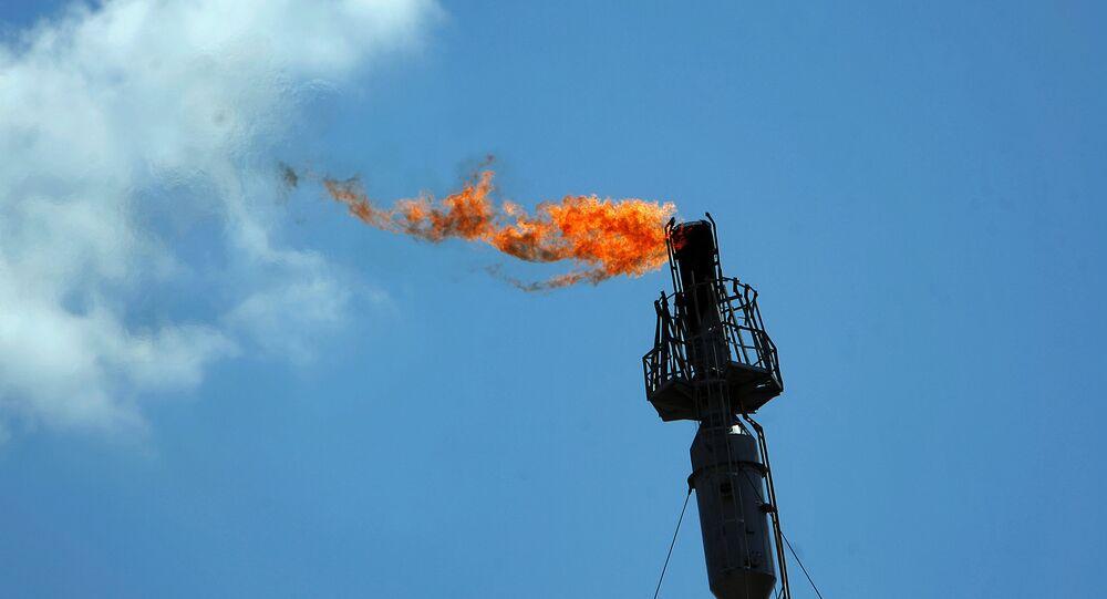 Una planta de procesamiento del gas (imagen referencial)