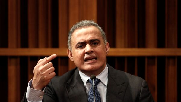 Tarek William Saab, nuevo fiscal general de Venezuela - Sputnik Mundo