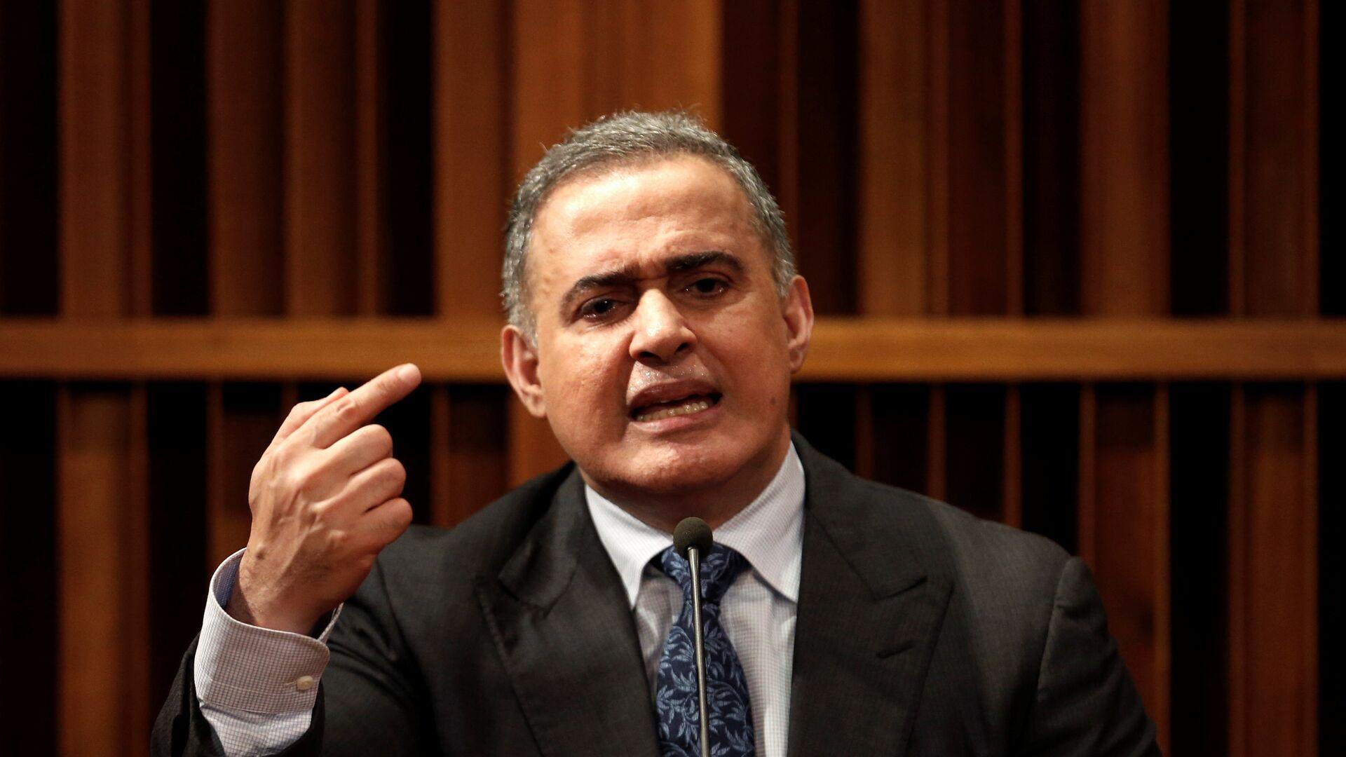 Tarek William Saab, nuevo fiscal general de Venezuela - Sputnik Mundo, 1920, 16.06.2021