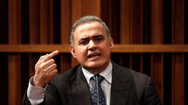 Tarek William Saab, nuevo fiscal general de Venezuela - Sputnik Mundo