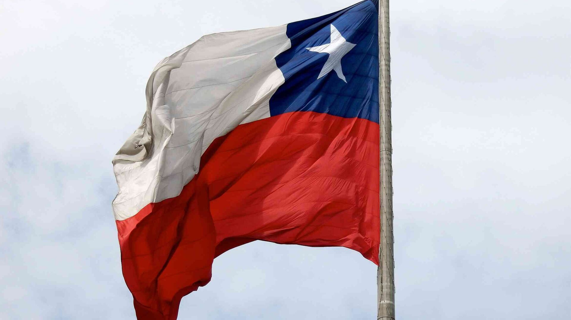 Bandera de Chile - Sputnik Mundo, 1920, 25.02.2021