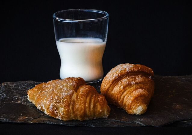 Croissant (imagen referencial)