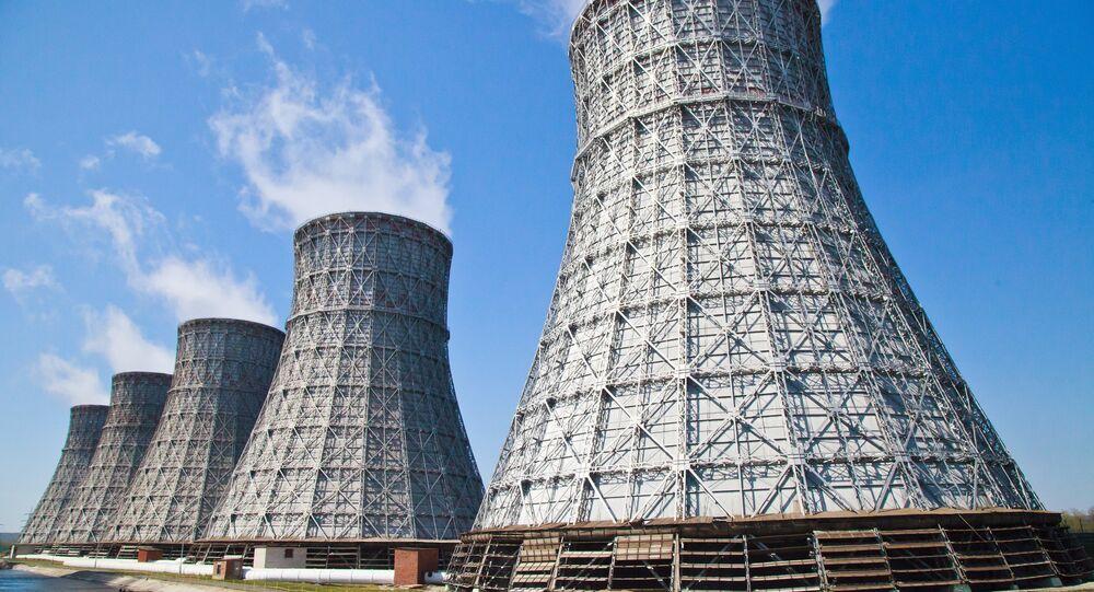 Una planta nuclear rusa (imagen referencial)