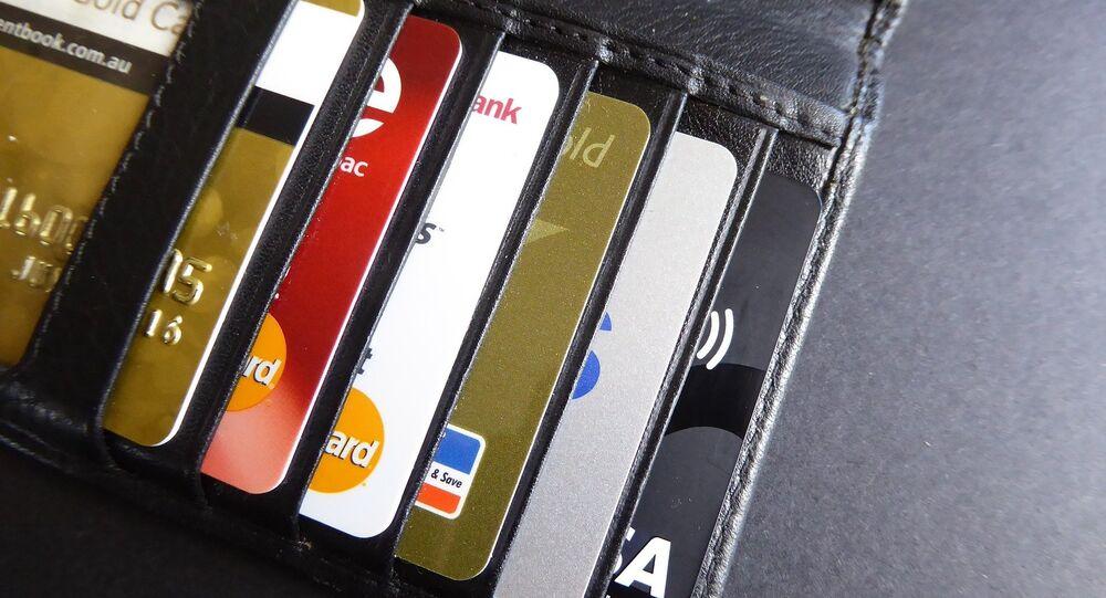 Tarjetas bancarias (imagen referencial)