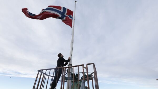 Norwegian flag (File) - Sputnik Mundo