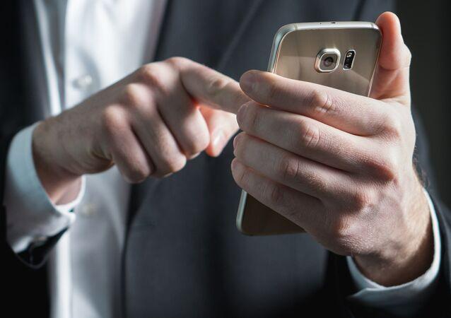 Teléfono inteligente (imagen referencial)