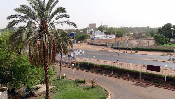 Niamey, capital de Níger - Sputnik Mundo