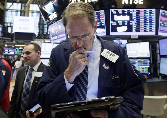 La Bolsa de Valores de Nueva York (imagen referencial)