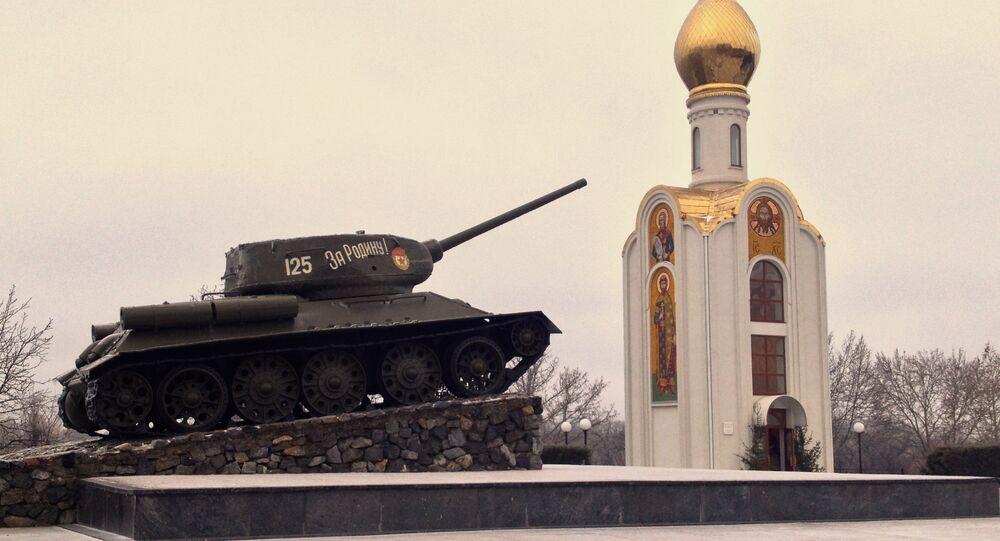 Tiraspol, la capital de Transnistria