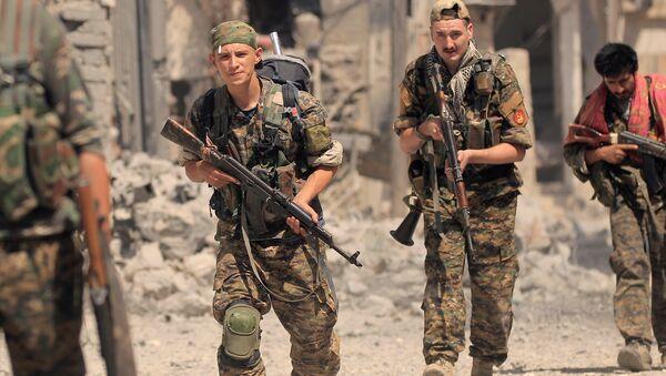 Las Fuerzas Democráticas Sirias - Sputnik Mundo