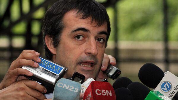 Esteban Bullrich, del partido Cambiemos - Sputnik Mundo