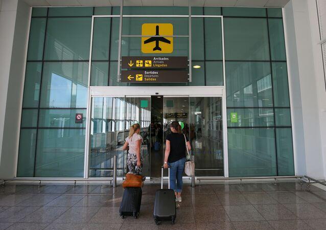 El aeropuerto de Barcelona
