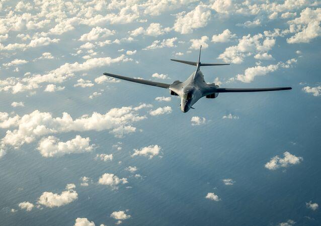 Un avión militar (archivo)
