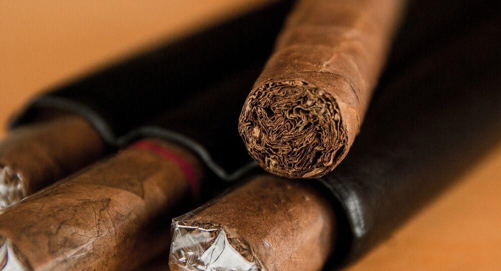 Cigarros puros (imagen referencial)