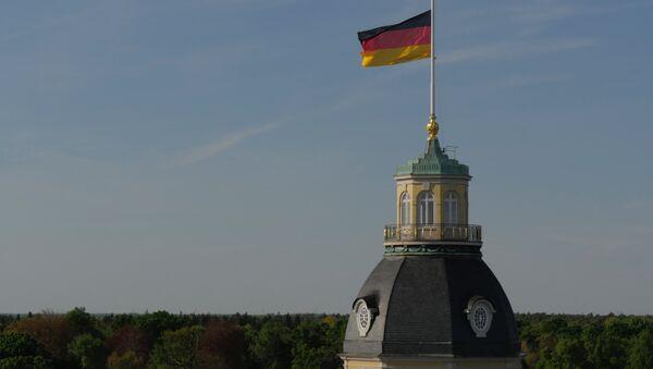 Bandera de Alemania - Sputnik Mundo